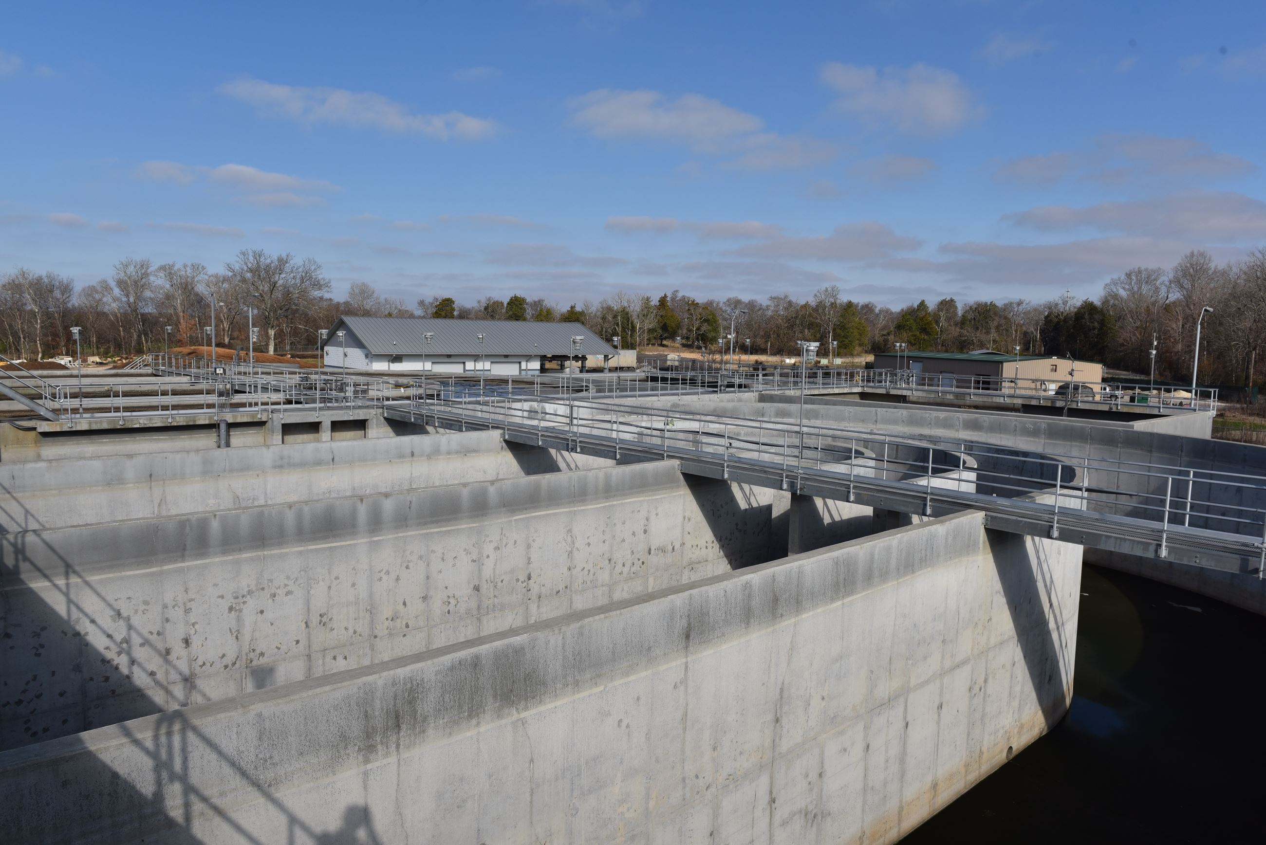 Spring Hill Waste Water Treatment Plant