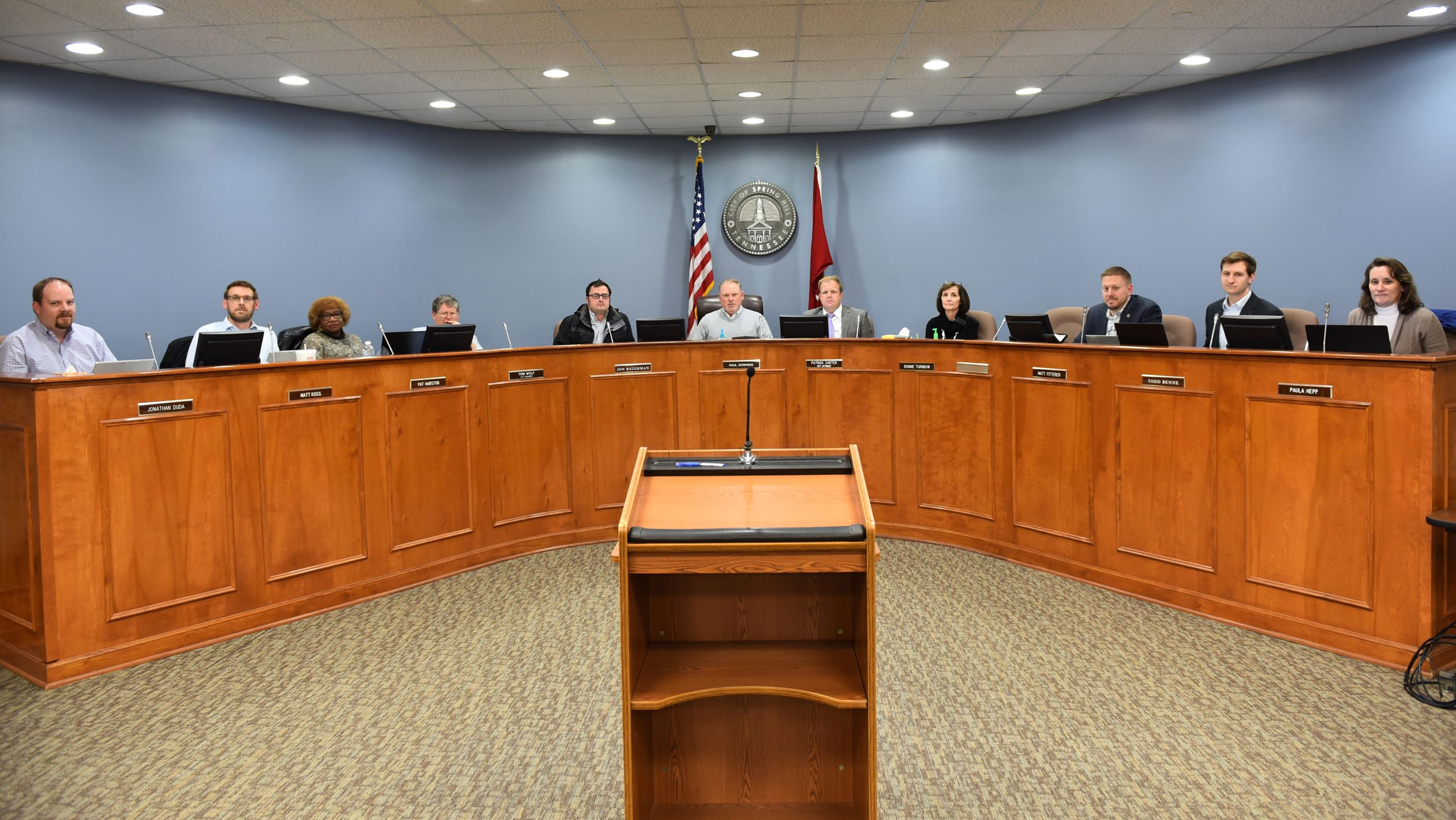 Spring Hill Planning Commission