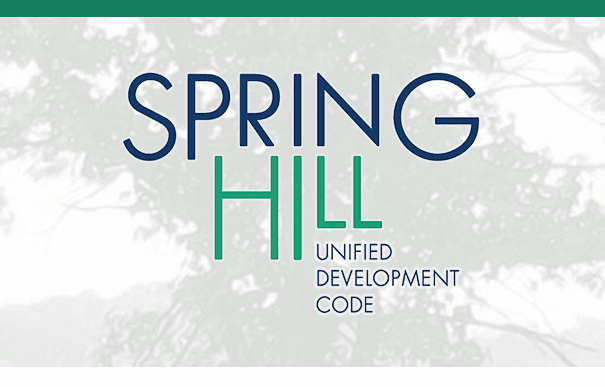 Unified Development Code