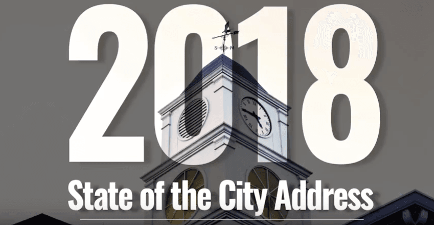State of the City Address 2018