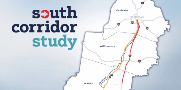 South Corridor Study meetings announced