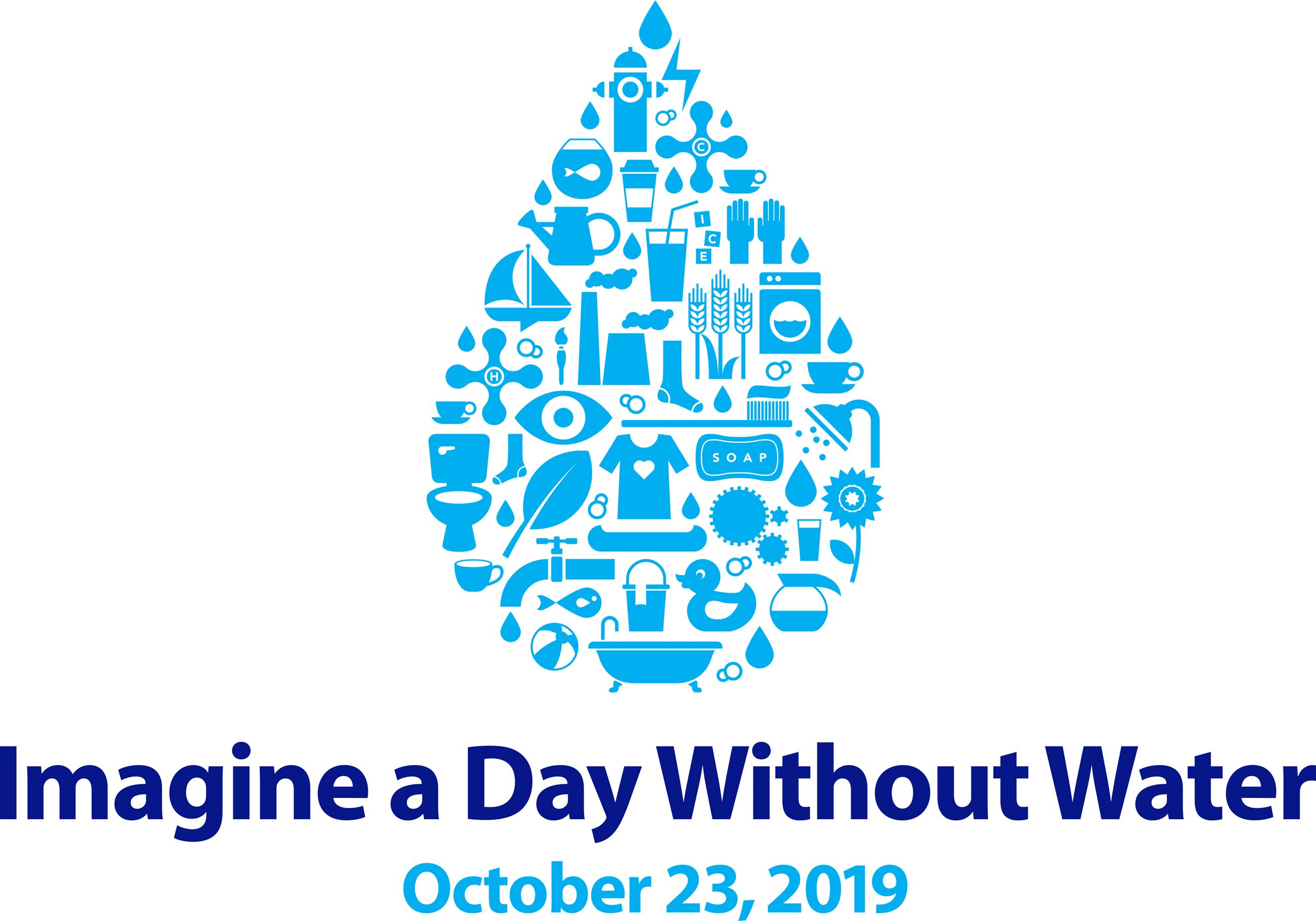 The annual A Day Without Water awareness campaign