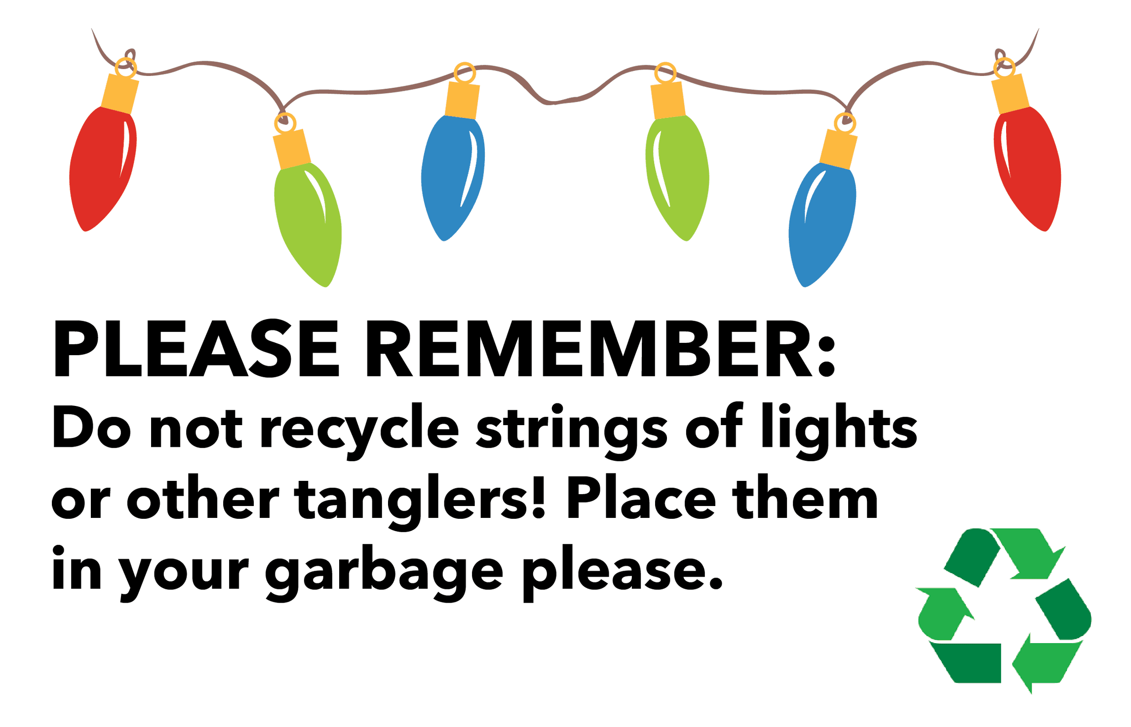RecycleChristmasLights